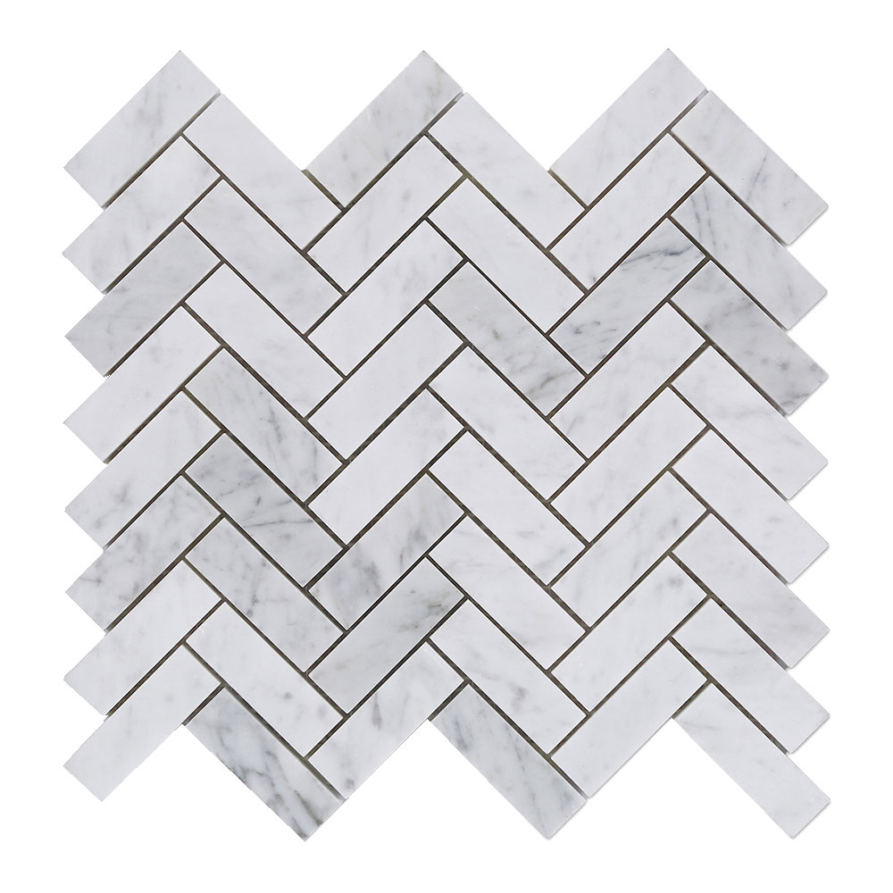 Hampton Herringbone - Silver Lion