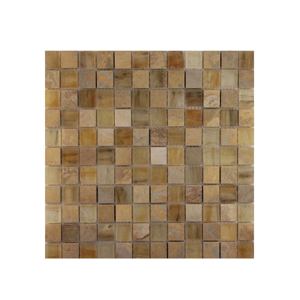 Fusion Yellow River Tiles