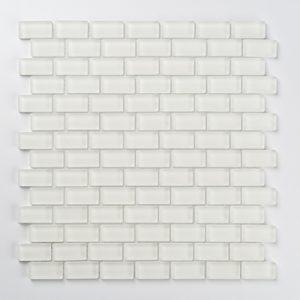 Aurora mini brick - white