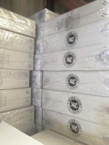 silver lion tile boxes