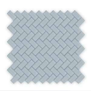 Aurora grey herringbone