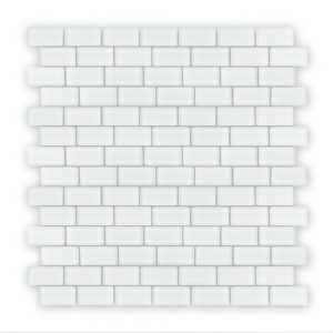 Aurora mini brick white