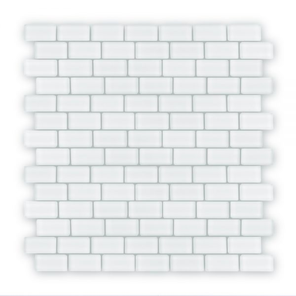 Aurora mini brick white