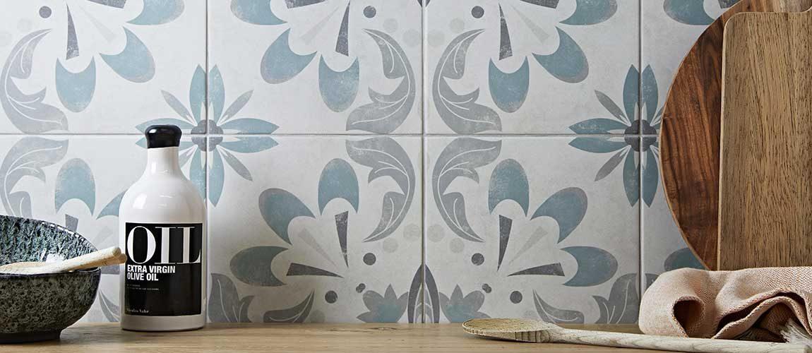 Vintage Spring Tiles